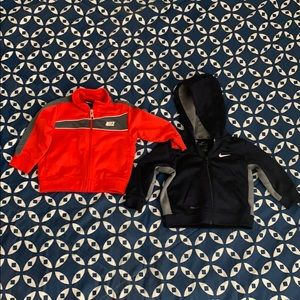 Baby boy Nike jacket bundle 12 months